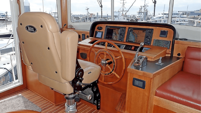 2011 Nordic Tug 42 Trawler - Boat Review