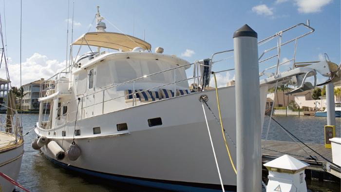 """Flybridge Kadey-Krogen 44AE Trawler """"Sweet Ride"""" - Boat Review"""
