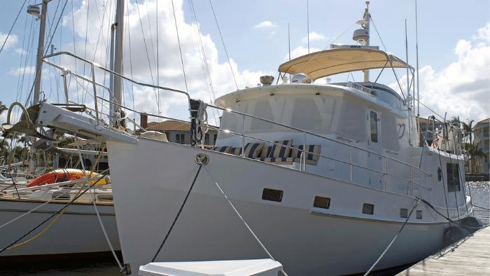 """Kadey-Krogen 44AE Trawler """"Sweet Ride"""" – Boat Review"""
