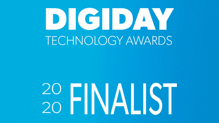 YATCO Selected as a Finalist for Best Sales Automation Tool at the 2020 Digiday Technology Awards
