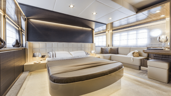 Interior 2015 Absolute 60 FLY Motor Yacht - Boat Walk Through