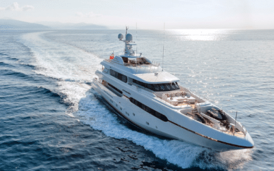 2014 Sunrise Tri Deck Motor Yacht – Boat Review