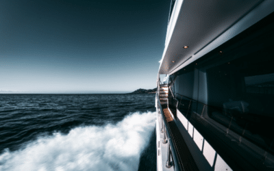 What to Look For Before and During a Sea Trial of a Used Yacht for Sale