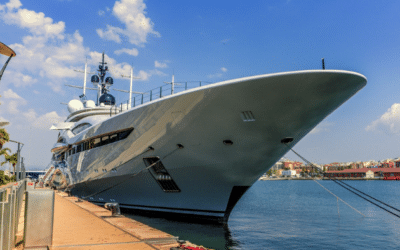 Yacht Hull Materials: A Quick Guide