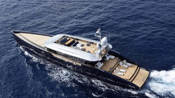 2009 MMGI SHIPYARD CustomMotor YachtBLADE – Boat Review