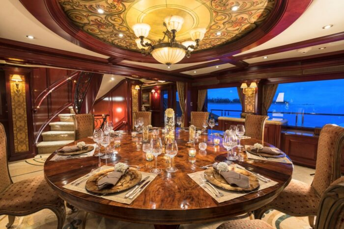 2008 TRINITY 164 Tri-Deck Motor Yacht Amarula Sun