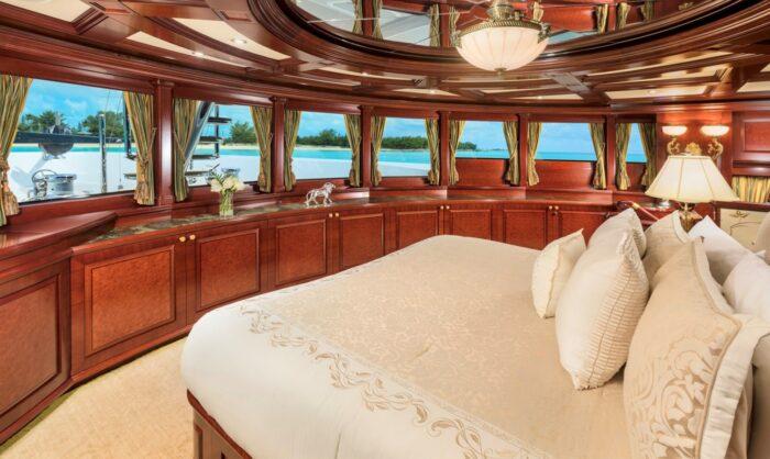 Amarula Sun master bedroom