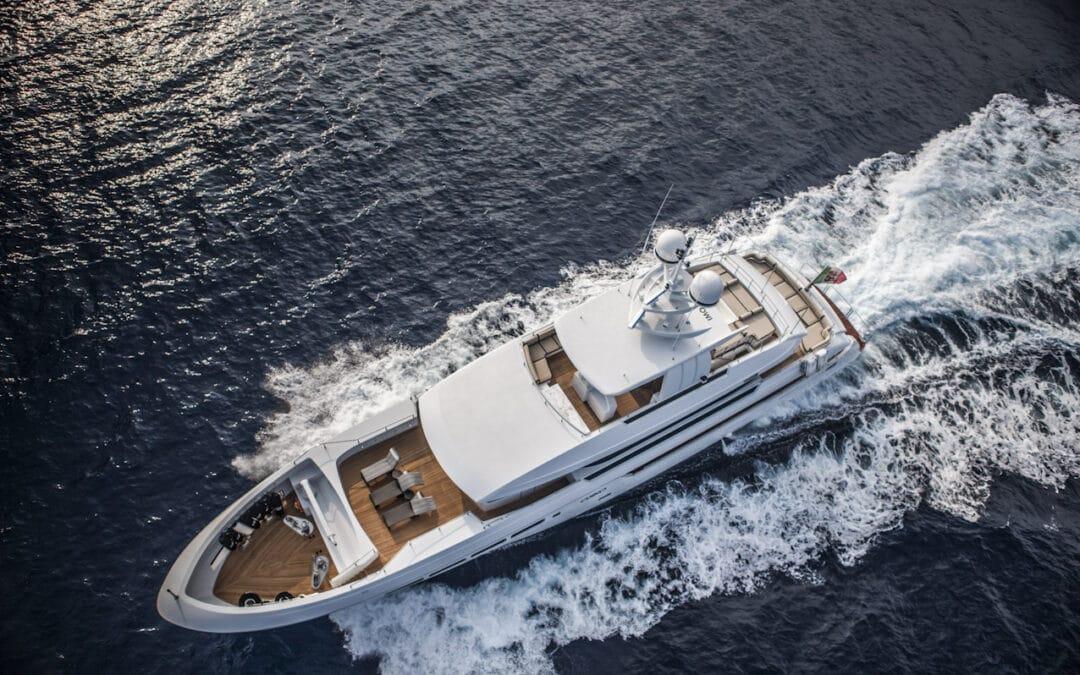 2012 Mondomarine Motor Yacht OKKO