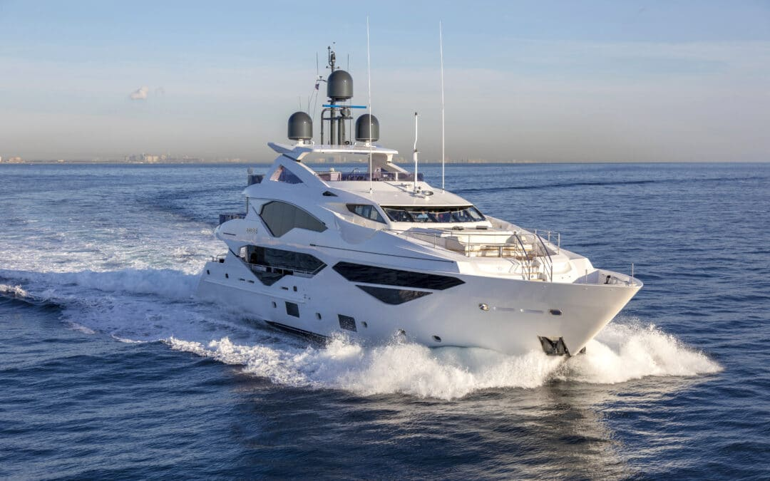 2019 Sunseeker 131 Motor Yacht EXODUS – Boat Review