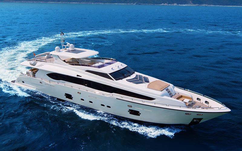 2022 Custom-Built Heysea ASTERIA 112 Motor Yacht  – Boat Review