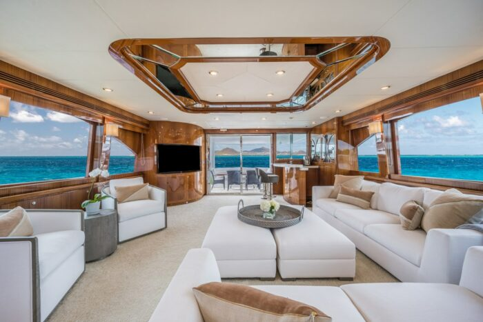 2010 101ft Hargrave Motor Yacht LIMITLESS