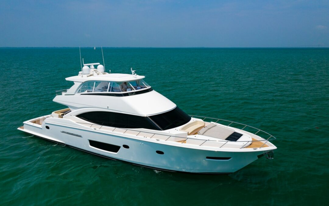 2019 Viking 82 Cockpit Motor Yacht - Boat Review
