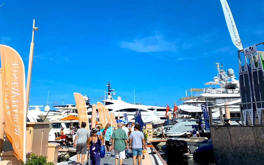 2021 Palm Beach Boat Show Recap: Back with a Boom