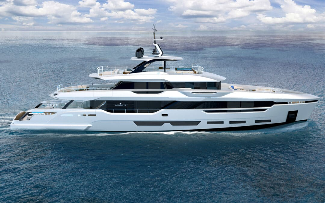 The 2023 133′ 3″ Baglietto DOM133 Hybrid Motor Yacht – Boat Review