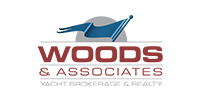 Woods & Associates Yacht Brokerage & Realty logo