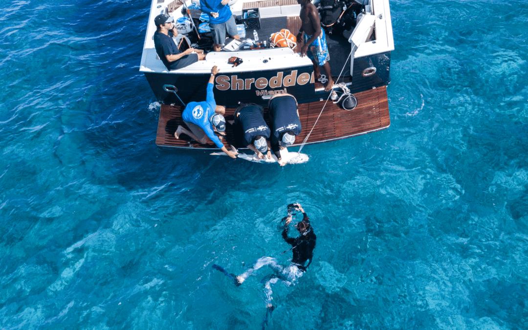 The International SeaKeepers Society Vessel Donation Program