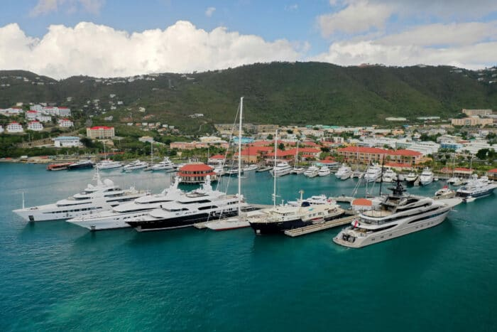 IGY Marinas Breathes New Life Into Yacht Charter Show Circuit