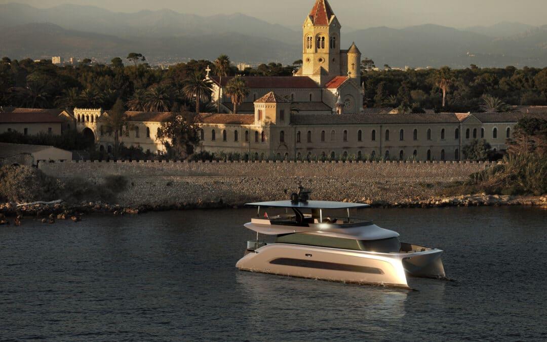 Hydrogen-Powered Eco-Friendly Catamarans