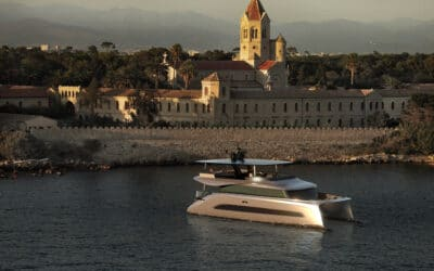 Highly Anticipated: Truly Eco-Friendly Catamarans
