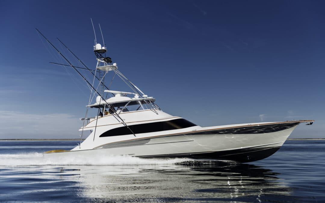 Sportfish Yacht: JARUCO - JARRET BAY 90