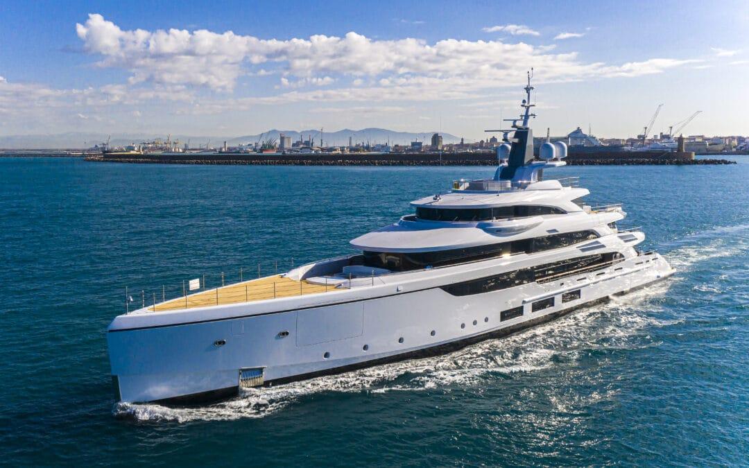 TRIUMPH Benetti Motor Yacht Sold