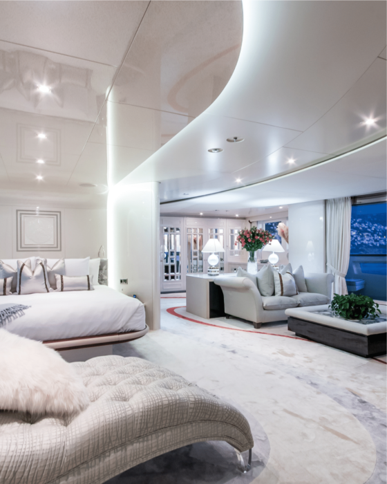 55 Metre QUITE ESSENTIAL Heesen Motor Yacht Sold By Fraser Yachts