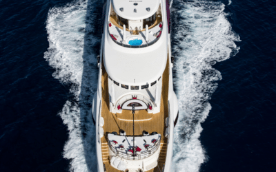 55 m QUITE ESSENTIAL Heesen Motor Yacht Sold By Fraser Yachts