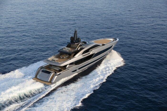 THE BAGLIETTO FAST 48 Motor Yacht