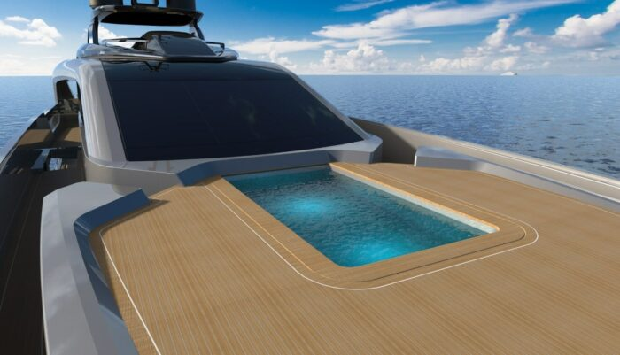 THE BAGLIETTO FAST 48 Motor Yacht - A New Hybrid