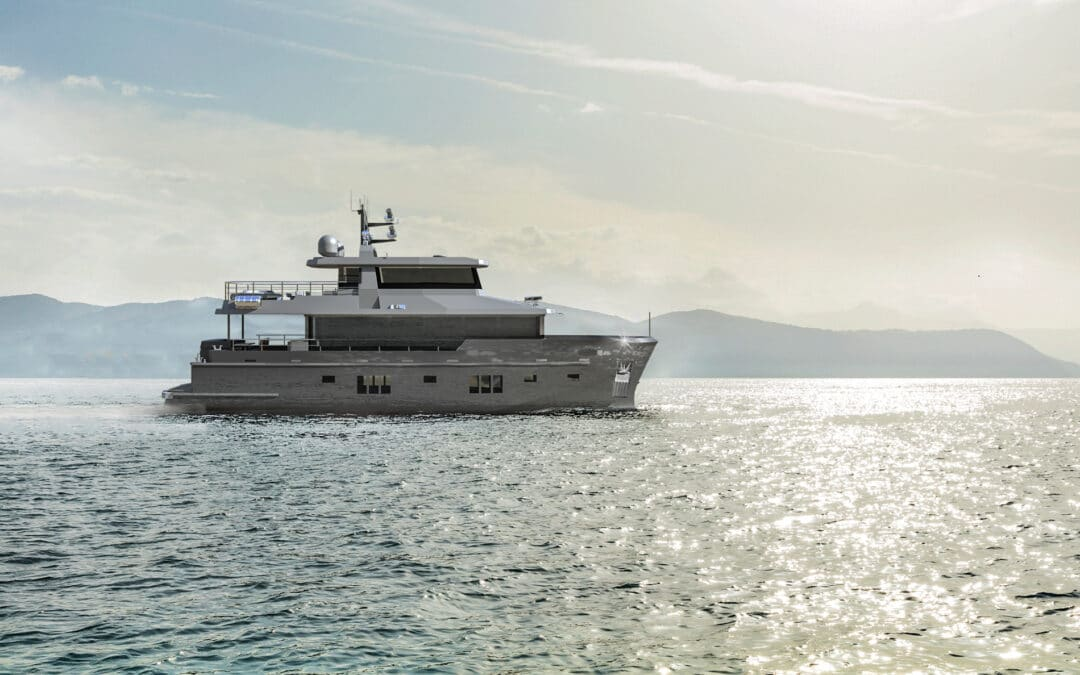 Bering Yachts Sells Explorer Yacht B76 and Opens New Offices in Monaco