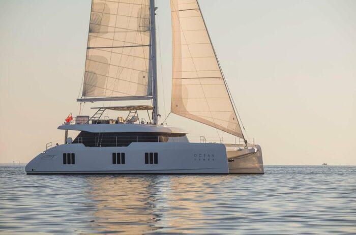 twin-hulled catamaran, boat types