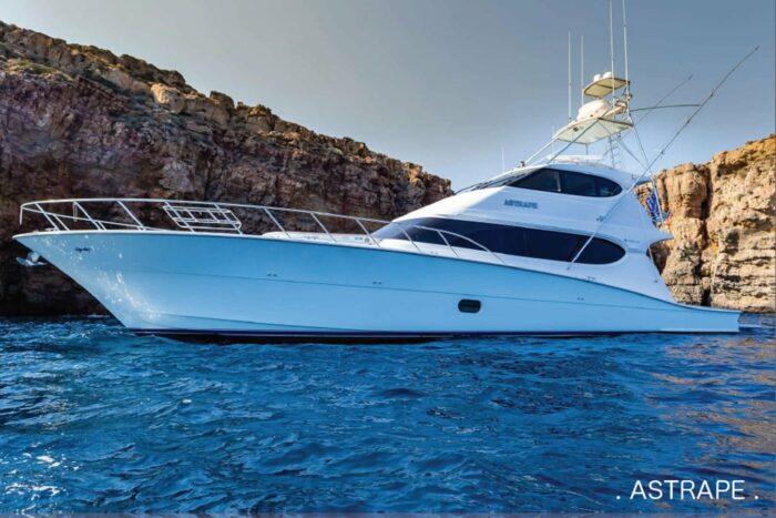 sport fishing yacht, boat types