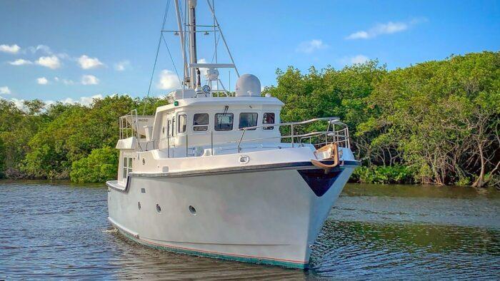 trawler, boat types
