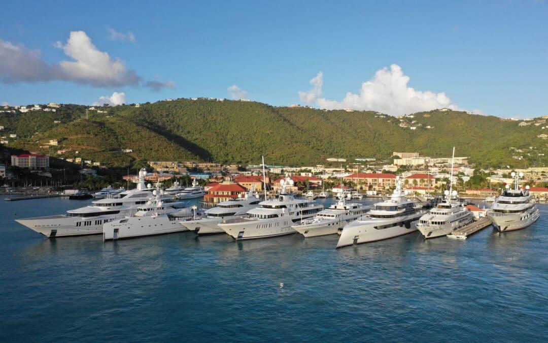 The Caribbean Charter Yacht Show