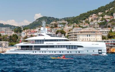 Heesen Yachts Triumphs with Hybrid Propulsion Technologies