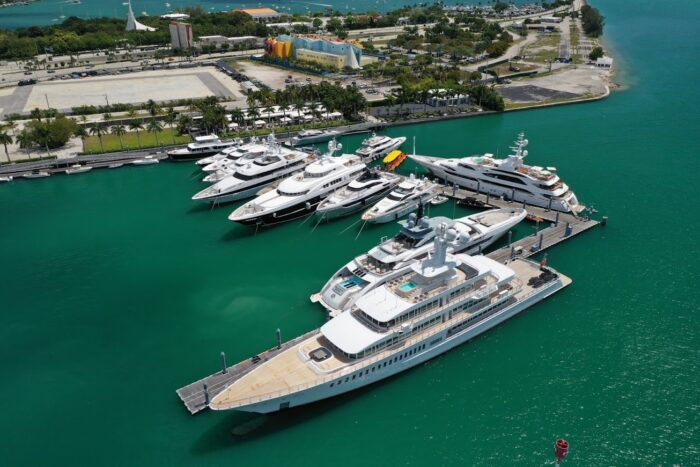 Miami-Dade County Approves the First Marina Foreign Trade Zone at Yacht Haven Grande, Miami