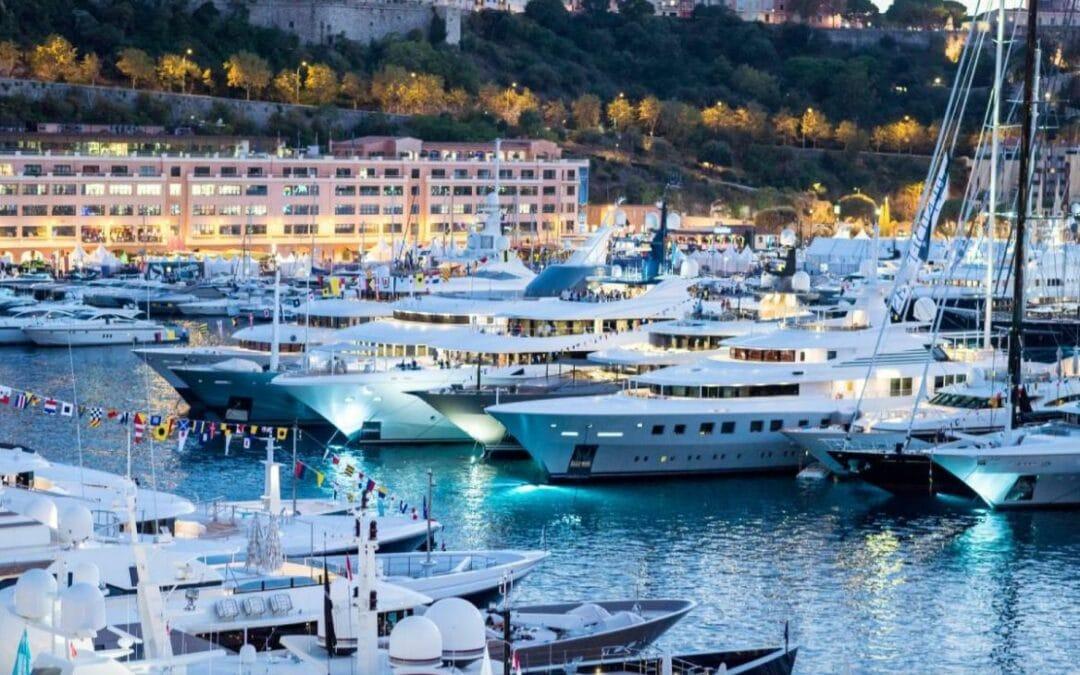 Monaco harbor, Monaco Yacht Show 2021's New Format Is Set For September
