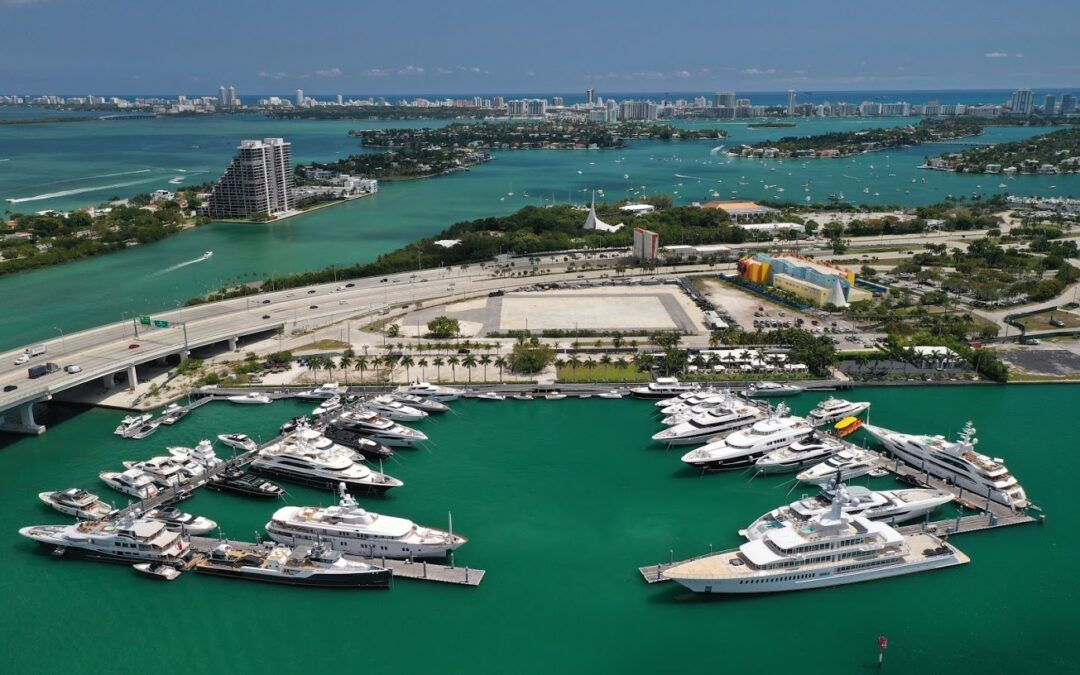 Yacht Haven Grande Miami, foreign trade zone for yacht brokers