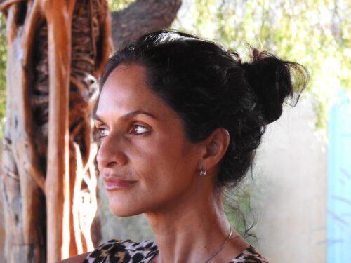 Elisa Areano, FUNMZ's Executive Director