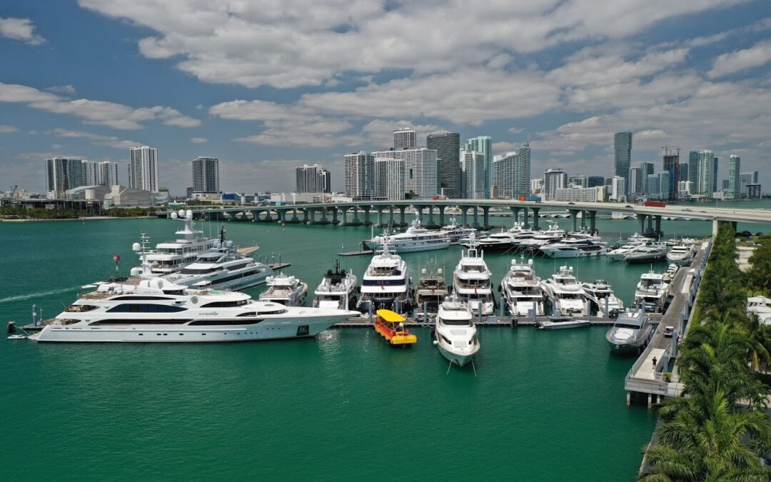 IGY Marinas – Yacht Haven Grande Miami: The Process of Becoming a Foreign Trade Zone