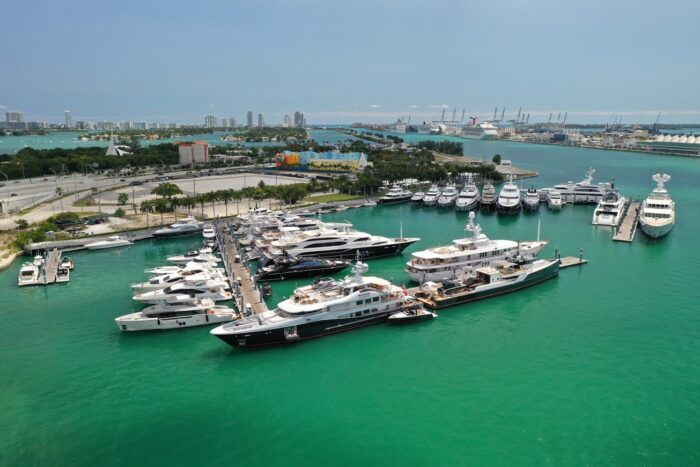 Yacht Haven Grande Miami Becomes a Foreign Trade Zone