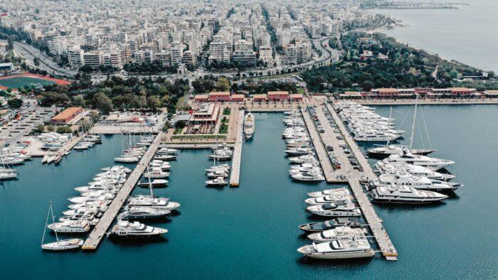 Marina Flisvos, Greece