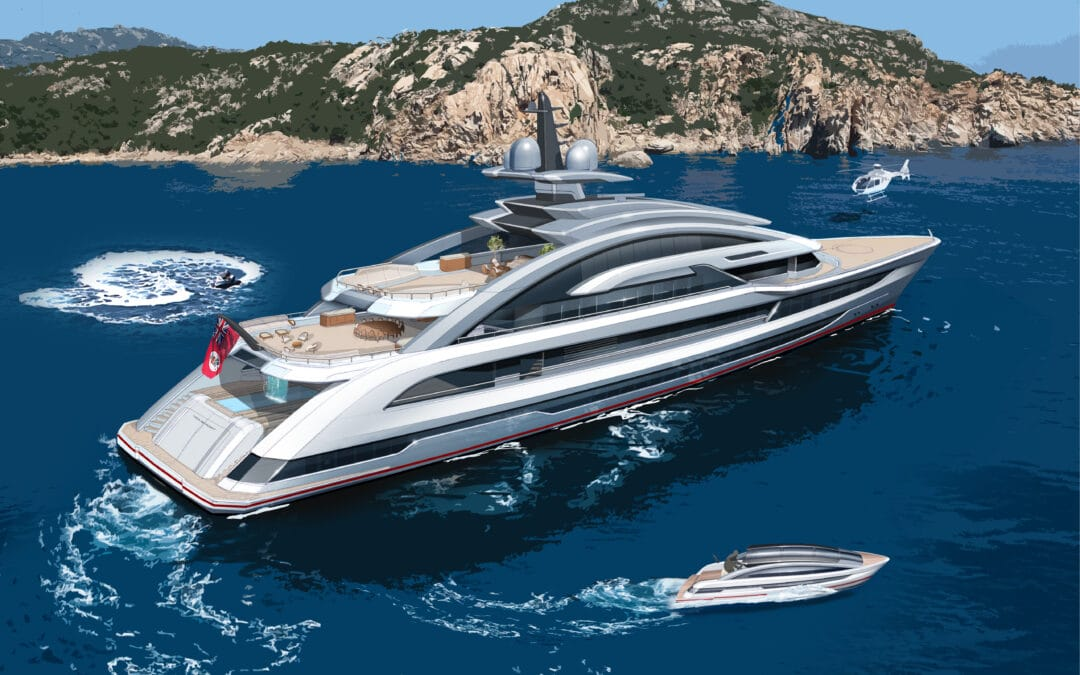 The World's Most Unique Yacht Builds Part 3 – Heesen Yachts – Project Cosmos