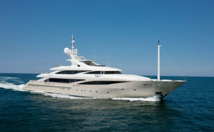 The World's Most Unique Yacht Builds Part 2 – Direct from Patrick Knowles – THE ISA 63m