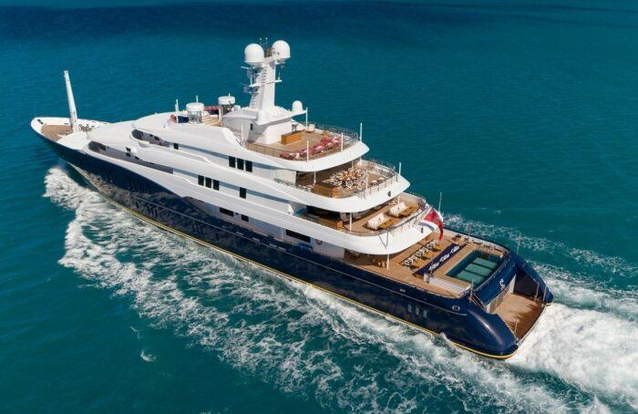 Superyachts and Super-Pools, C2 pool, ABEKING & RASMUSSEN