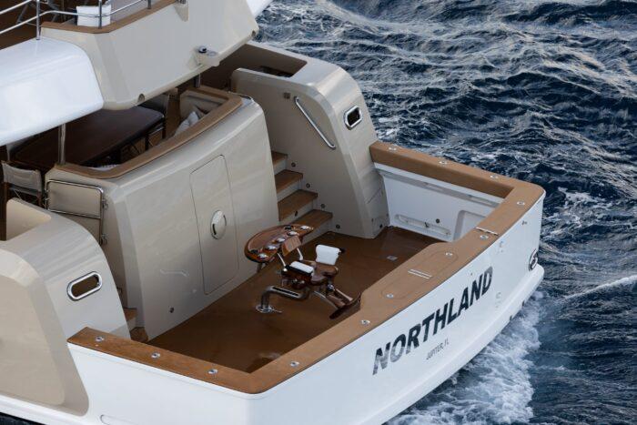 World's Most Unique Yacht Builds Part 6 - Burger Boat Northland boat details