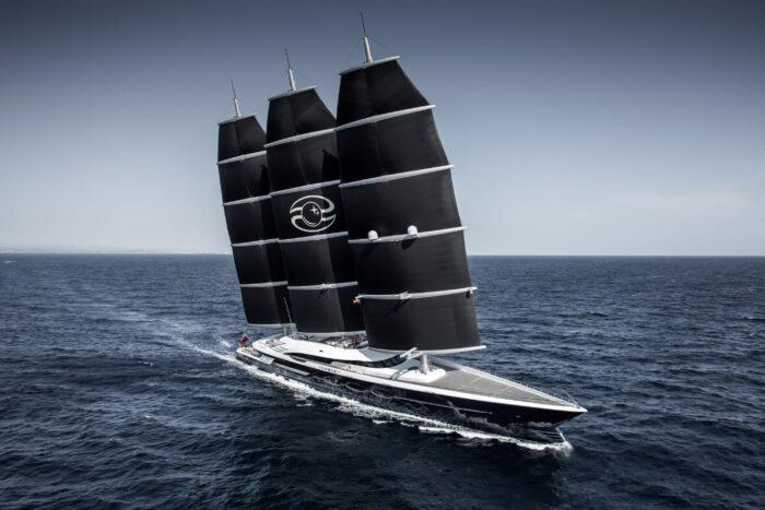 The World's Most Unique Yacht Builds Part 7 - Oceanco Yachts - Black Pearl