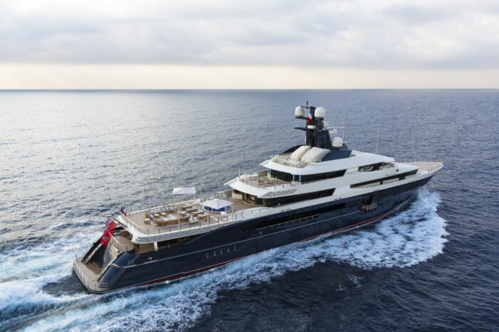 The World's Most Unique Yacht Builds Part 7 - Oceanco Yachts - Tranquility