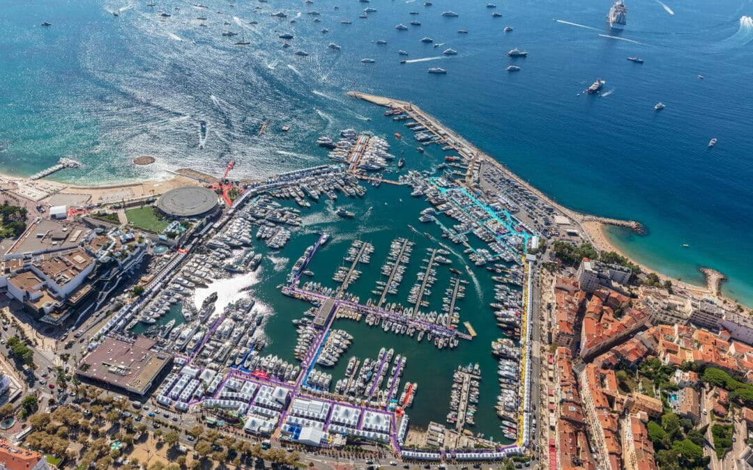 Coming Soon to the Med: Cannes Yachting Festival 2021