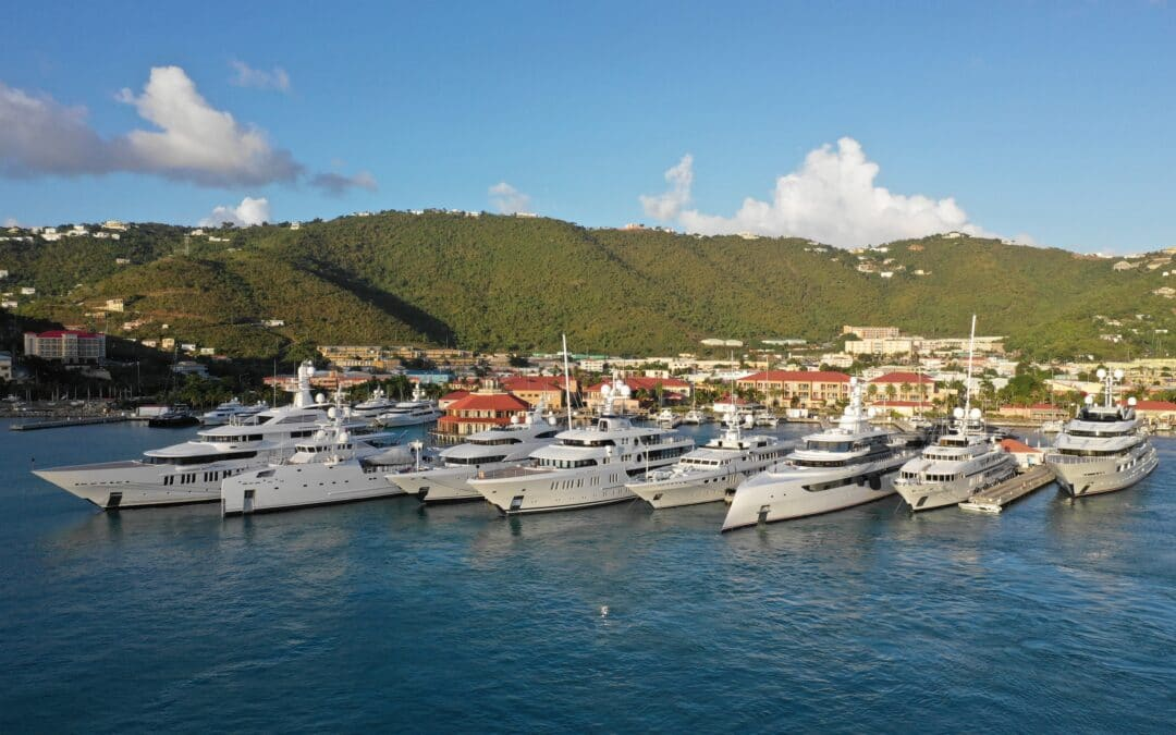 The Caribbean Charter Yacht Show Announces its First 10 Yachts